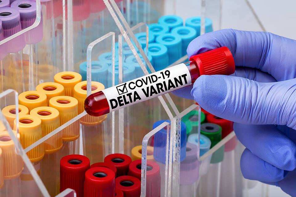 Sorgen um die Delta-Variante: Aus England gibt es Keine Hinweise auf mehr schwere Krankheitsverläufe