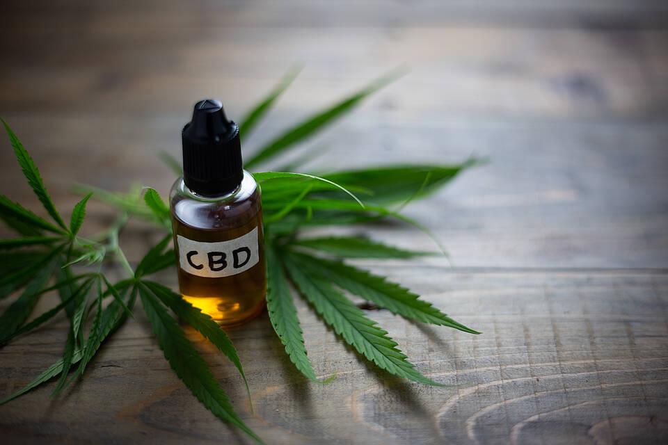 Cannabidiol, Hanf, Cannabis