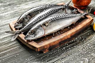 Fisch mit hohem Omega-3-Fettsäuren-Anteil schützt Herz-Kreislauf-Patienten