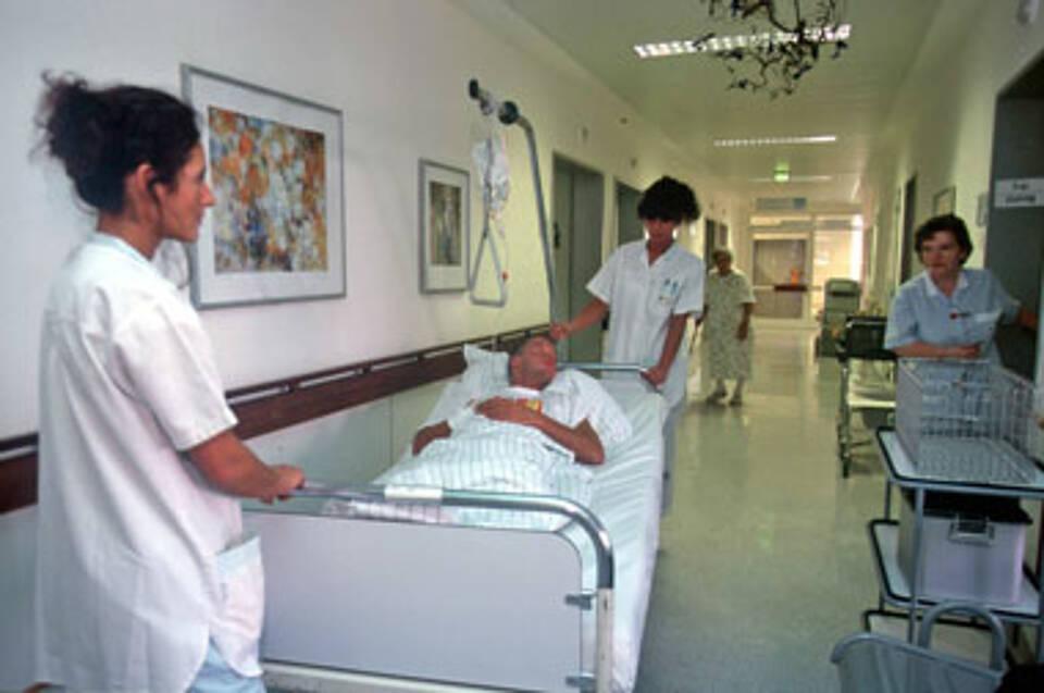Gehalt, Pflegekraft