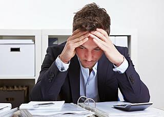 Ständige Überstunden können krank machen
