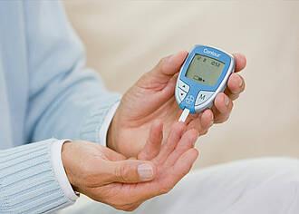 Diabetes-Präventionsprogramm