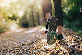 Die Achillessehne ist besonders anfällig für Überlastungen im Sport