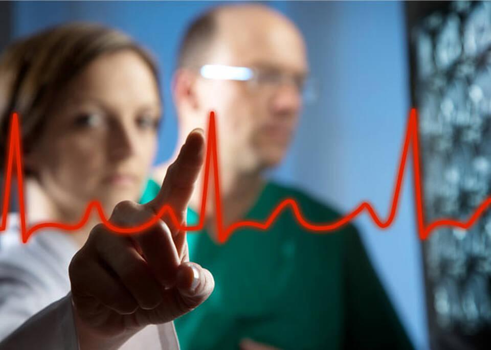 Schlaganfall-Versorgung droht der Kollaps