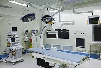 Medizintechnik-Industrie beklagt Investitionsstau in deutschen Krankenhäusern