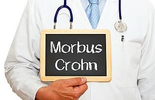 Durchfall und Bauchschmerzen sind die Symptome von Morbus Crohn