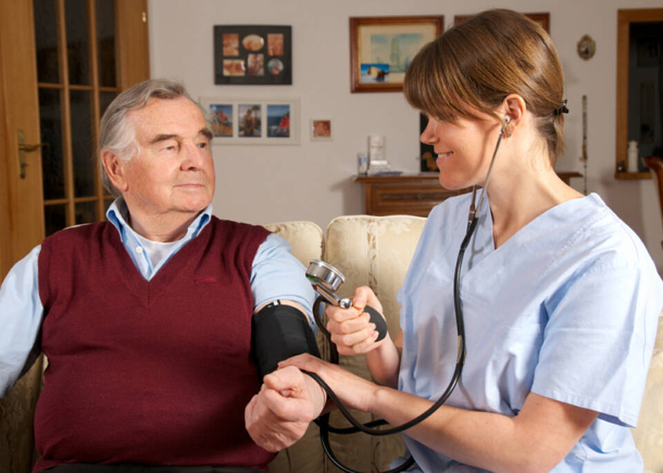Ambulante Pflegedienstleistungen immer wichtiger