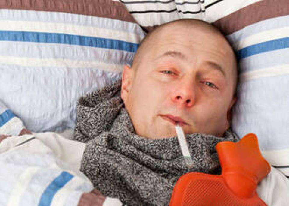 Grippeimpfung schützt Herzkranke
