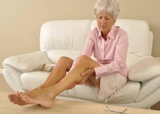 """""""Offene Beine"""" haben eine schlechte Heilungstendenz"""