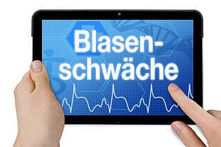 Blasenschwäche, Inkontinenz, Operation