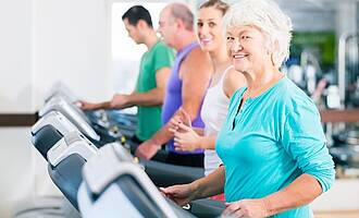 Gesundheitsförderung im Großbetrieb erreicht viele Altersgruppen