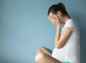 Schwangerschaft, Depression in der Schwangerschaft