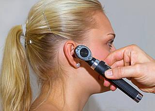 Bei einem Hörsturz kommt es oft zu Spontanremissionen