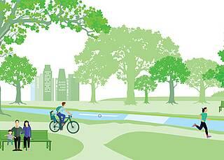 Gesunde Städte