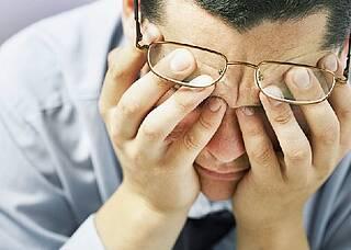 Chronisches Erschöpfungssyndrom