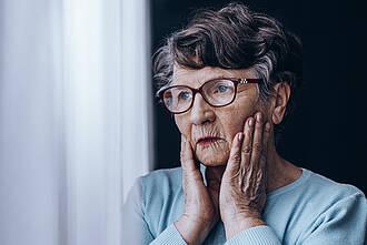 Alzheimer, Demenz, Angststörung