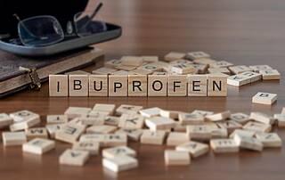 Ibuprofen, Schmerzmittel