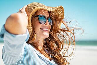 Interferon ähnliche Wirkung: Sonne ist nicht nur wegen des Vitamin D gut für MS Patienten