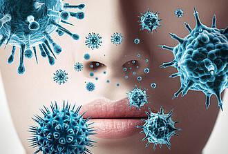 Virusinfektion