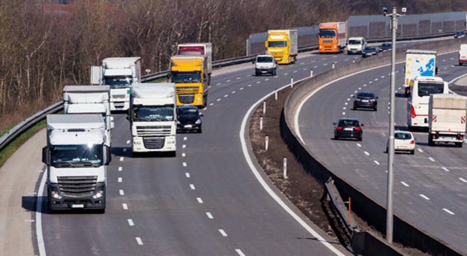 Der Autoverkehr kann die Gesundheit bedrohen