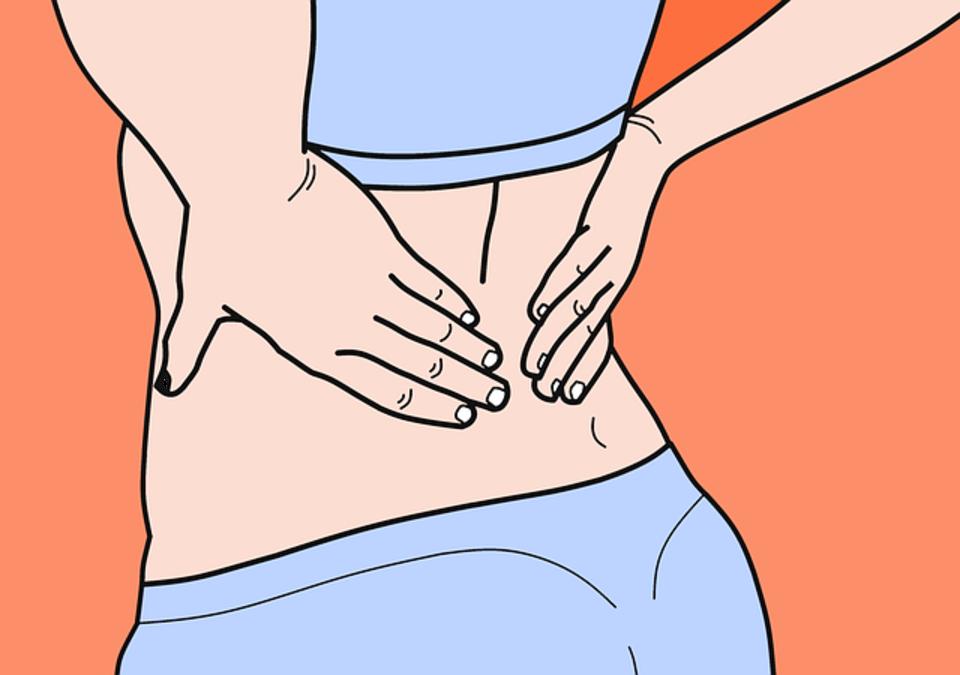 Chronische Rückenschmerzen entpuppen sich bei einem von vier Betroffenen als Rheuma, insbesondere Morbus Bechterew
