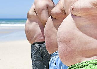 Übergewicht kann Krebs fördern