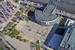 Die Berliner Messe soll während der COVID-19 Pandemie zum Krankenhaus umfunktioniert werden