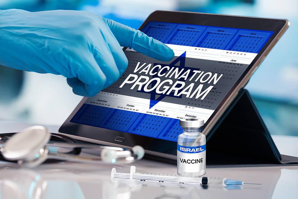 In Israel hat der Biontech-Impfstoff nur noch eine Wirksamkeit von 64 Prozent.