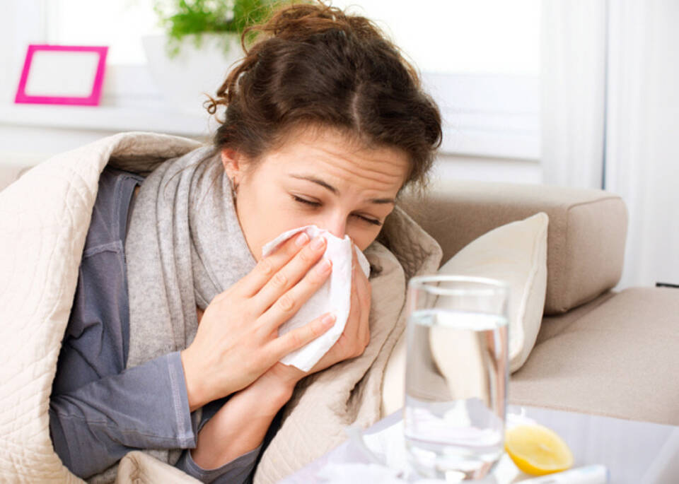 Zink hilft bei Erkältungen