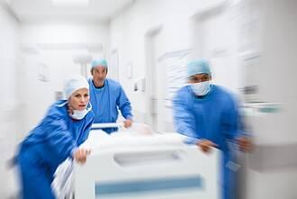 notfall, krankenhaus, ärzte