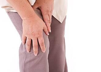 Einlagen bei Kniearthrose
