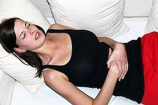 Magen-Darm-Grippe ist oft durch den Norovirus ausgelöst.