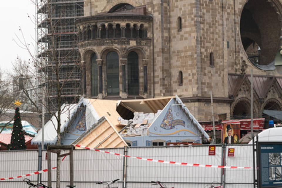 Die Tragödie an der Gedächtniskirche konnte nicht verhindert werden. Jetzt kümmern sich die Berliner Krankenhäuser um die Anschlagsopfer