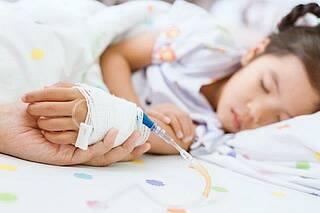 Medulloblastome sind die häufigsten bösartigen Hirntumoren bei Kindern. Zwei Gendefekte tragen zum raschen Wachstum bei