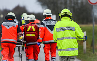 Studie: In NRW ist fast jeder vierte Rettungshelfer Opfer von körperlicher Gewalt geworden