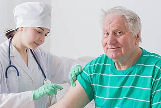 Eine Schnellimmunisierung schützt innerhalb von vier Wochen vor einer durch Zecken übertragenen FSME