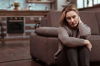 Studie: Depressionen haben sich unter den Corona-Kontaktbeschränkungen verschlimmert