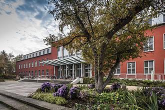 Gemeinschaftskrankenhaus Havelhöhe, Klink, Berlin