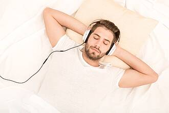 TK-Versicherte testen neue App: Sie filtert Tinnitus-Frequenz aus Musikdateien
