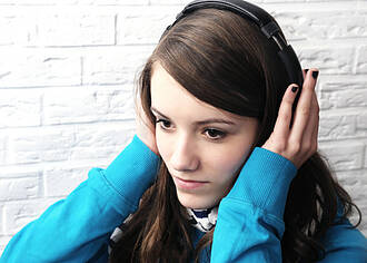 Oft Hörschäden bei Jugendlichen