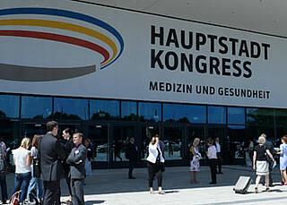 Hauptstadtkongress, Digitalisierung