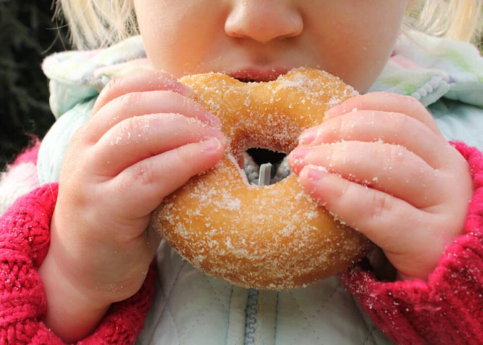 Gesundheit von Kindern verschlechtert sich