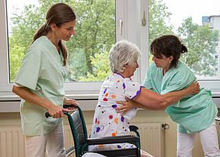 bpa-Untersuchung: stationäre Pflege ist besser als ihr Ruf