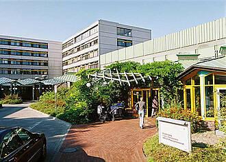 Evangelisches Waldkrankenhaus Spandau, Klinik, Berlin