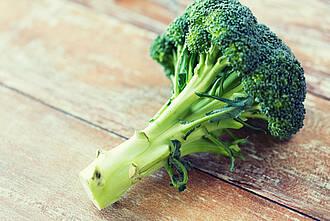In Broccoli und anderen Kohlsorten ist Sulforaphan enthalten
