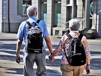 Lebenserwartung Männer und Frauen