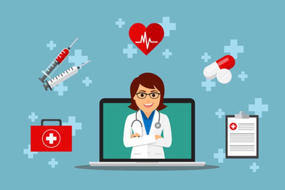 Medizinische Online-Beratung