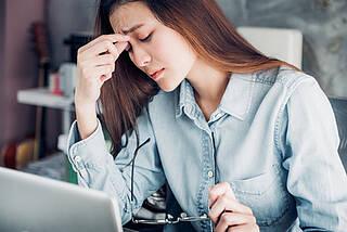 Internettherapie bei Depressionen