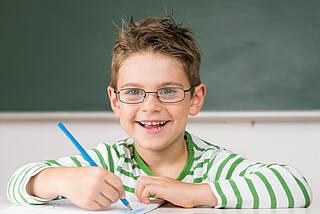 Für die gesunde Entwicklung der Augen brauchen Kinder Tageslicht