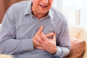 Herz-Kreislauf-Erkrankungen erhöhen besonders bei Älteren das Sterberisiko